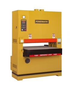 Powermatic WB-37, 37'' Sander, 20HP 3PH 230/460V with DRO