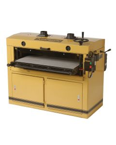 Powermatic DDS-237, 37'' Dual Drum Sander, 10HP, 3PH, 230/460V