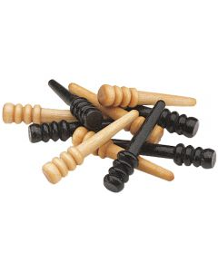 21714 - Wooden Cribbage Pegs, Set of 10