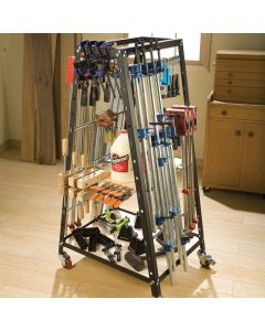Rockler Pack Rack® Clamp & Tool Storage System