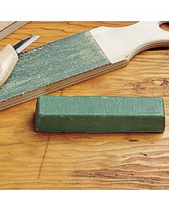 Works particularly well with leather, felt, and cloh buffing wheels!