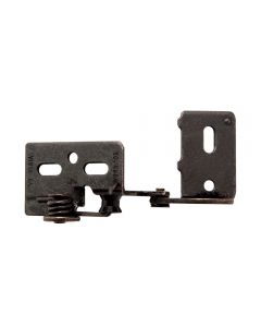 Snap Closing Semi-Concealed Hinges - Oil-Rubbed Bronze