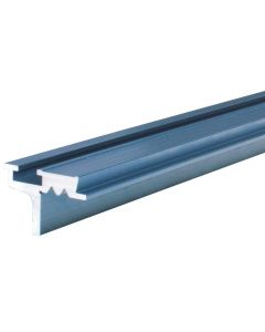 26358 - 48' Long Kreg Top Trak Fence. Self-aligning L-shaped mounting foot for easy installation