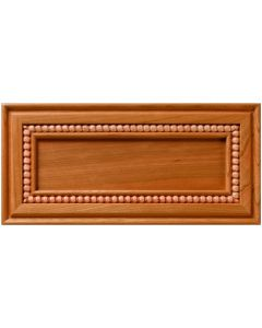Fairway Inlaid Bead Decorative Flat Panel Drawer Front