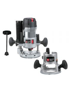 Porter-Cable 895PK Multi-Base Router Kit Fixed and Plunge Base