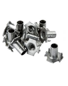 "Riveting T-nut for 3/4"" thick material (10 per Pack)"