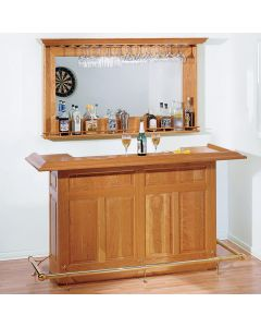 Traditional Bar Molding-Red Oak