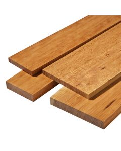 "Curly Cherry Lumber-1/2"" Thickness"