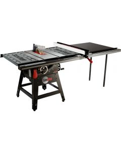 """35504 - SawStop 1.75HP 10"""" Contractor Table Saw w/ 52"""" Fence, CNS175-TGP52"""