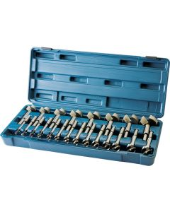 22-Piece Forstner Bit Set