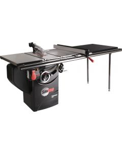 SawStop 3HP Professional Table Saw w/52'' Fence, Rails, and Extension Table