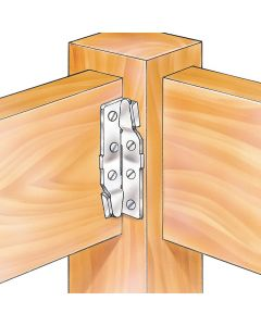 The perfect suface mounted bed rail brackets to create sturdy joints for your bed