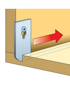 Sliding Door Slide Pins