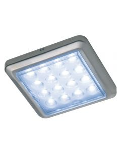 LED pucks provide bright lighting while taking up minimal space