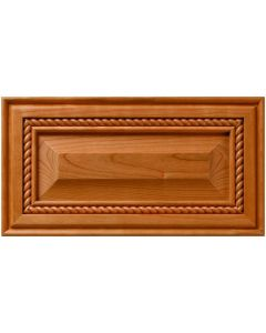 Ashland Inlaid Rope Decorative Raised Panel Drawer Front