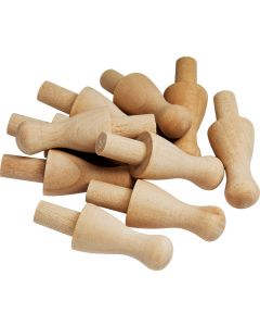 41043 - Wood Game Pegs