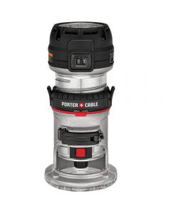Porter Cable 450 Compact Router, Fixed Base