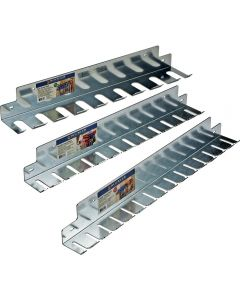 Complete set keeps your clamps neat, organized, and prevents the awful clanging sound of hitting concrete