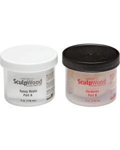 Sculpwood Moldable Epoxy Putty