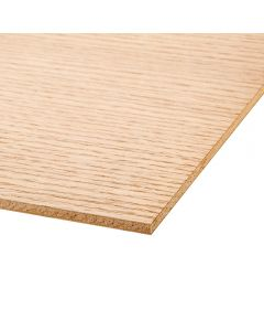 24'' x 48'' Red Oak Plywood