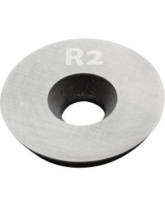 R2 Replacement Cutter for Full-Size Carbide Turning Tool, Round