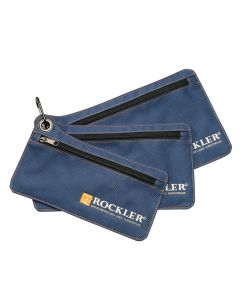 Rockler Zipper Pouches, 3-Pack