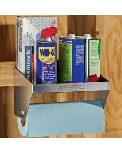 Rockler Shop Towel Holder