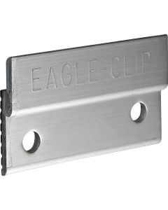 Made of rugged extruded aluminum for durability
