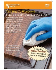 The Way to Woodwork - Step-by-Step to a Perfect Finish (DVD)