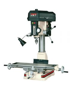 Jet® JMD-18 Mill/Drill with R-8 Taper, 115/230V, Single-Phase