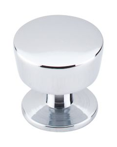 Essex Knob 1 3/16'' - Polished Chrome
