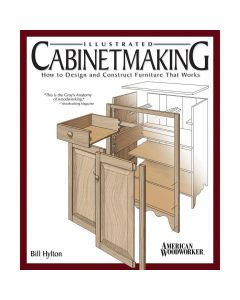 Illustrated Cabinetmaking Book