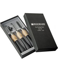 Rockler Carbide Pen Turning Tool 3-Piece Set