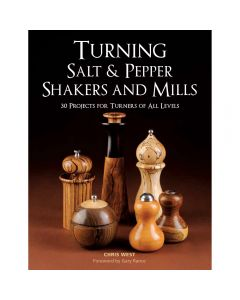 Turning Salt and Pepper Shakers and Mills, Book