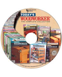 Today's Woodworker® Complete Collection from Woodworker's Journal