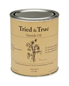 Tried & True Varnish Oil, Pint