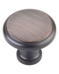 Oil Rubbed Bronze Gatsby Knob