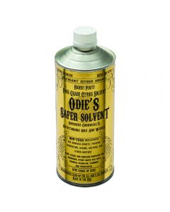 Odie's Safer Solvent, 1 Liter
