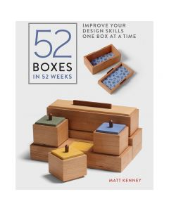 52 Boxes in 52 Weeks, Softcover