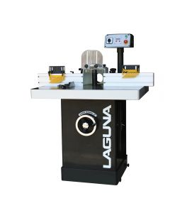 Abundant power, innovative features and top-notch fit and finish make the Laguna Pro Shaper an excellent choice for your shop.