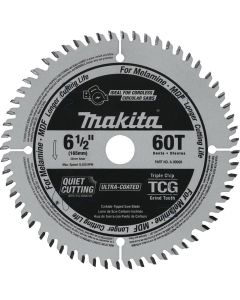 Makita A-99998 6-1/2'' 60T (TCG) Carbide-Tipped Plunge Saw Blade