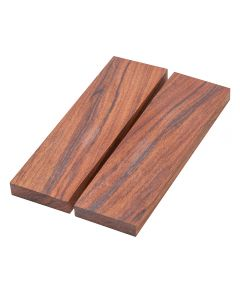 Bolivian Rosewood Knife Scales