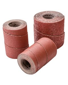 Sandpaper Wrap Assortment for SuperMax 19-38 Drum Sander, 3-Pack