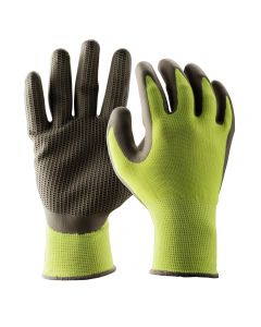True Grip Latex-Coated Honeycomb Grip Gloves