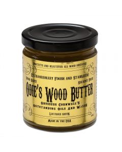 Odie's Wood Butter, 9 oz.