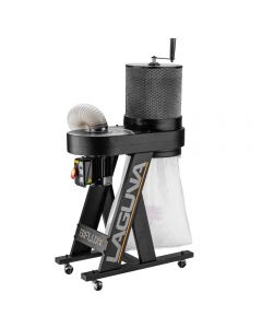 Laguna B Flux 1hp 1-Micron Canister Dust Collector