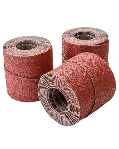 36-Grit Sandpaper Wraps for SuperMax 19-38 Drum Sander, 3-Pack