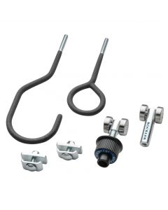 Accessory Kit and Stops for Rockler Ceiling Track System