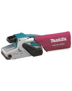 Makita 9404 8.8-Amp 4'' x 24'' Variable Speed Belt Sander with Cloth Dust Bag