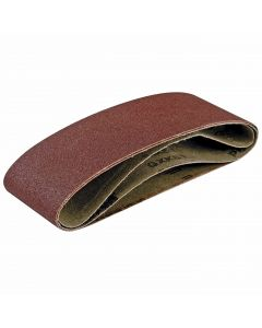 Triton TCMBSFPK Sanding Belts for Palm Belt Sander, 3-Pack